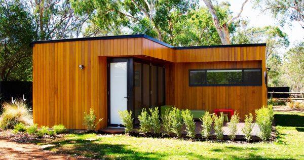 Guilford Residence Studio Build