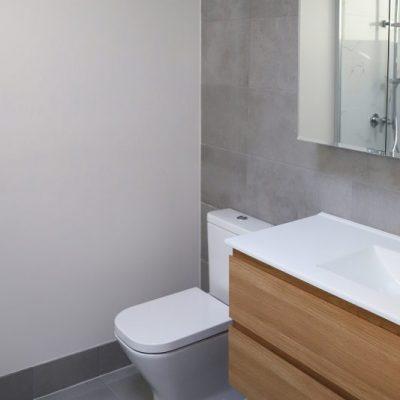 bathroom extension