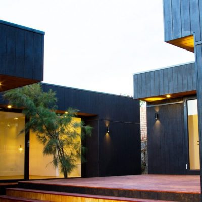 Stone Residence Build