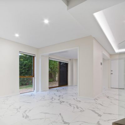home extension marble tiles