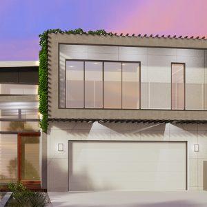 second storey design