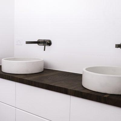 concrete basins