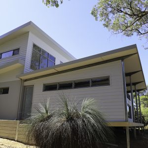 two storey addition