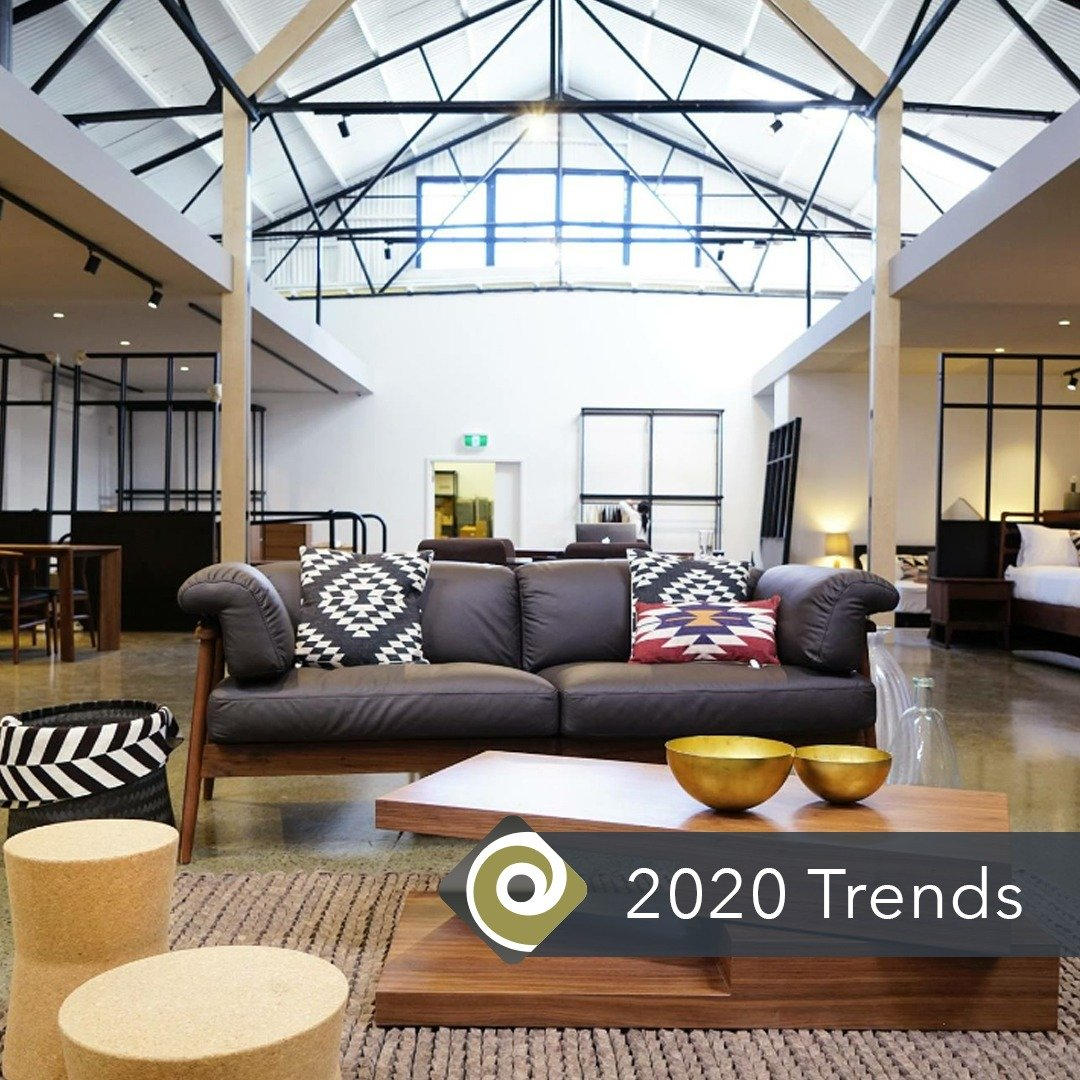 New year, new decade, new home design. 2020 Home Design Trends